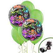 Splatoon Jumbo Balloon Bouquet