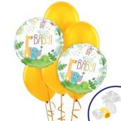 Fisher Price Baby Jumbo Balloon Bouquet