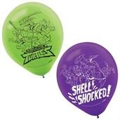 Rise of the TMNT Latex Balloons (6)
