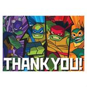 Rise of the TMNT Thank You Cards (8)