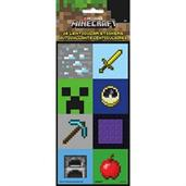 Minecraft Sticker (16 each)