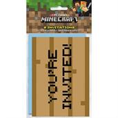 Minecraft Invitation (8)