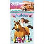 Spirit Riding Free Invitation (8)