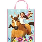 Spirit Riding Free Tote Bag 13X11