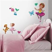 Fancy Nancy Peel & Stick Wall Decals