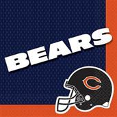 Chicago Bears NFL Lunch Napkin (16)