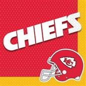 Kansas City Chiefs NFL Lunch Napkin (16)