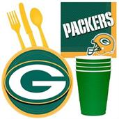 NFL Green Bay Packers Tailgate Party Pack For 32
