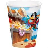 Treasure Island Pirate Cups & Glasses