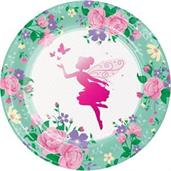Floral Fairy Party Supplies & Decorations