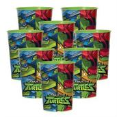 Rise of the TMNT 16oz Plastic Favor Cup (8)