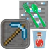 Minecraft Snack Pack for 16