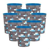 Minecraft 16oz Plastic Favor Cup (8)