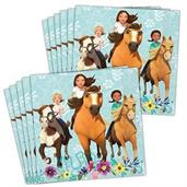Spirit Riding Free Lunch Napkins (48)