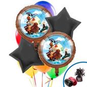 Treasure Island Balloon Bouquet