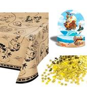 Treasure Island Table Decorating Kit