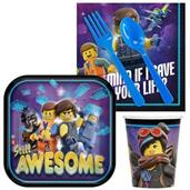 Lego Movie 2 Snack Pack for 16