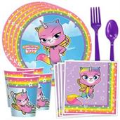 Rainbow Butterfly Unicorn Standard Tableware Kit (