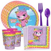 Rainbow Butterfly Unicorn Standard Tableware Kit w