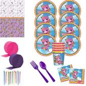 Rainbow Butterfly Unicorn Deluxe Tableware Kit (Se