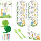 Fisher Price Hello Baby Deluxe Tableware Kit (Serv