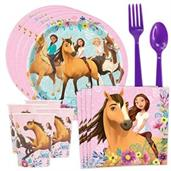 Spirit Riding Free Standard Tableware Kit (Serves