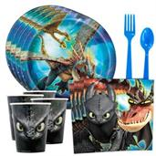 How to Train Your Dragon 3 Standard Tableware Kit