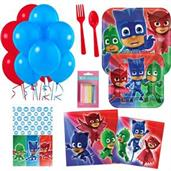PJ Masks Party Supplies Kit for 16