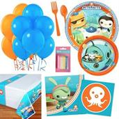 Octonauts Party Supplies Kit for 1