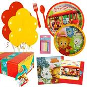 Daniel Tiger Party Supplies Kit fo