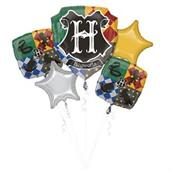 Harry Potter Hogwarts Balloon Bouquet