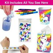 Unicorn Filled Favor Goodie Bag (1)