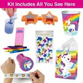 Unicorn Deluxe Filled Favor Goodie Bag (1)