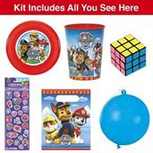 Paw Patrol Filled Favor Goodie Bag (1)