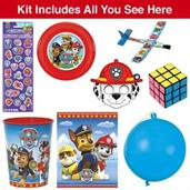 Paw Patrol Deluxe Filled Favor Goodie Bag (1)