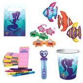 Mermaid Filled Favor Goodie Bag (1)