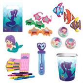 Mermaid Deluxe Filled Favor Goodie Bag (1)