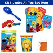 Sesame Street Filled Favor Goodie Bag (1)