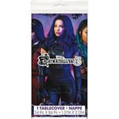 "Descendants 3 Plastic Tablecover 54"" x 84"" (1)"