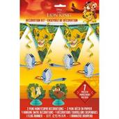 The Lion King Decorating Kit (7pcs)