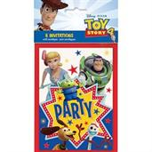Disney's Toy Story 4 Invitations (8)