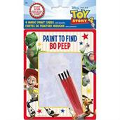 Toy Story Magic Watercolor Paint Cards with Brushes
