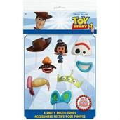 Disney's Toy Story 4 Photo Booth Props (8pcs)