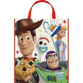Unique Party Favors 1 Toy Story 4 Plastic Tote Bag
