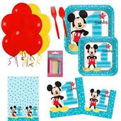 Mickey Mouse 1st Birthday Party Su