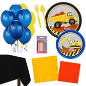 BirthdayExpress Construction Party Supplies Kit fo