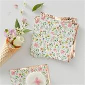 Ginger Ray Ditsy Floral Napkin (16)