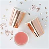 Ginger Ray Rose Gold Foiled Cup (8)