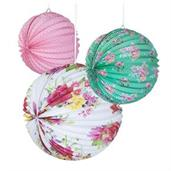 Talking Tables Truly Scrumptious Paper Lanterns (3