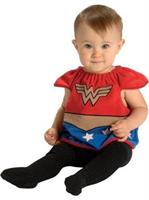 Wonder Woman Bib Costume Newborn